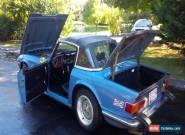 1974 Triumph TR-6 for Sale