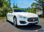 2017 Maserati Quattroporte for Sale