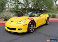 2010 Chevrolet Corvette Grand Sport for Sale