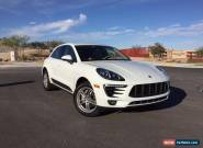 2017 Porsche Macan SPORT for Sale