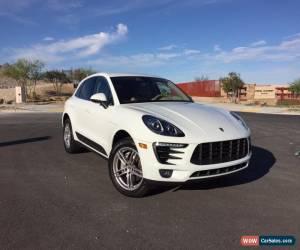 Classic 2017 Porsche Macan SPORT for Sale