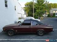 1974 Opel Manta for Sale