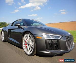 Classic 2017 Audi R8 BANG & OLUFSEN+DIAMOND LEATHER+CARBON INT+EXT PKG for Sale