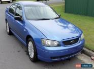Ford Falcon BA Sedan January 2004 Very good condition for Sale