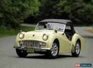 Triumph: TR3 for Sale
