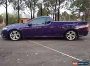 2009 Ford XR8 UTE MY10 for Sale