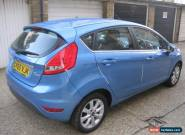 2010/60 FORD FIESTA ZETEC 1.25 - 5 DR HATCH,  1 OWNER, LOW MILEAGE for Sale