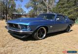 Classic Ford Mustang 1969 for Sale