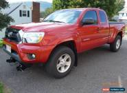2014 Toyota Tacoma 4WD for Sale
