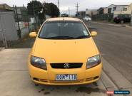 HOLDEN BARINA CHEAP REGO 2006 NOT FOCUS CIVIC PULSAR ASTRA GOLF LASER FORD VW for Sale
