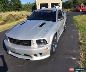 Classic 2006 Ford Mustang saleen for Sale