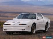 1989 Pontiac Trans Am Turbo Trans Am for Sale