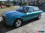 Jaguar XJR for Sale