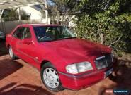 1994 Mercedes 280C sedan for Sale