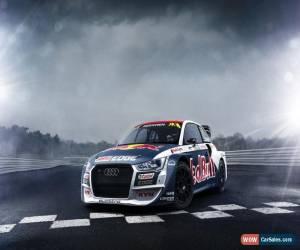 Classic 2015 Audi SI EKS RX quattro #003 for Sale