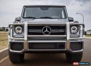 Mercedes-Benz: G-Class G63 AMG for Sale