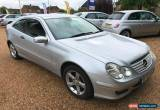 Classic 2006 Mercedes-Benz C200 2.1TD auto SE - 1 YEAR MOT JUST PUT ON EXPIRES 09/18 for Sale