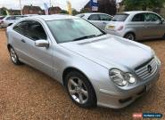 2006 Mercedes-Benz C200 2.1TD auto SE - 1 YEAR MOT JUST PUT ON EXPIRES 09/18 for Sale