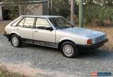 """Classic 1985 FORD KB LASER RARE SPECIAL EDITION """"IMAGE"""" SERIES ORIGINAL**NO RESERVE*** for Sale"""