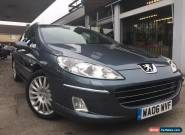 2006 Peugeot 407 SW 2.7 HDi V6 Executive Estate 5dr Diesel Automatic (226 for Sale