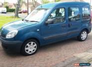 Renault Kangoo 1.6L 16V Authentique for Sale