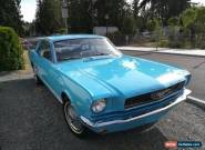 1966 Ford Mustang Sports Coupe for Sale