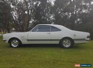 HT 1969 GTS MONARO for Sale