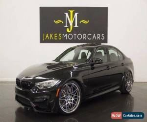 Classic 2017 BMW M3 Sedan (6-SPEED MANUAL) for Sale