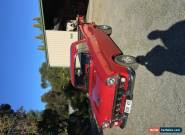 1960 HOLDEN FB UTILITY for Sale