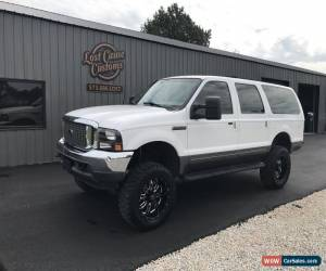 Classic 2001 Ford Excursion for Sale