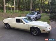 1974 Lotus Twin Cam Special for Sale