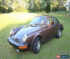Classic 1977 Porsche 911 for Sale