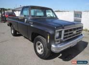 1978 Chevrolet C-10 for Sale