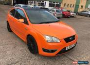 2006 FORD FOCUS ST-2 2.5 TURBO LOW MILES FULL MOT NO RESERVE for Sale