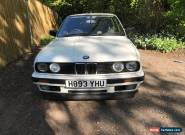 bmw e30 touring 318 lux for Sale