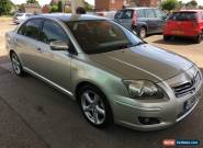 2006 Toyota Avensis - New Clutch: 83062 - 2 Keys Full Mot 12/09/2018 for Sale
