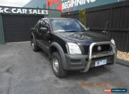 HOLDEN REDEO X CAB 2005 MOTOR NEEDS ATTENTION  for Sale