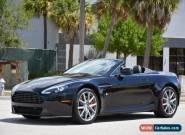 2012 Aston Martin Vantage for Sale