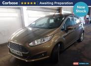 2013 FORD FIESTA 1.25 82 Zetec 5dr for Sale