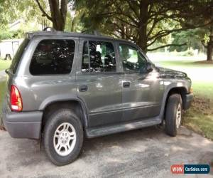 Classic 2003 Dodge Durango for Sale