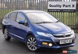 Classic 2013 Honda Insight 1.3 HS-T CVT 5dr for Sale