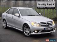 2007 Mercedes-Benz C Class 2.1 C200 CDI Sport 4dr for Sale