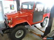 Toyota: Land Cruiser Convertible for Sale
