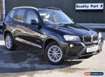 2012 BMW X3 2.0 20d SE xDrive 5dr for Sale