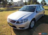 Ford Falcon XT FG 2008 (factory LPG only) - Low KMs - Rego to Feb 2018 for Sale