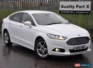 2015 Ford Mondeo 2.0 TDCi Titanium Powershift 5dr (start/stop) for Sale