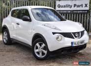 2012 Nissan Juke 1.6 16v Acenta 5dr for Sale