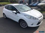 Ford Fiesta 1.4  Titanium 3 Door 2012 12 Reg for Sale