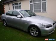 BMW 520d 2.0 SE 2006 56 plate for Sale