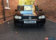 * * 2003 VW Golf MK4 GT-TDI (150bhp) * * (FULL M.O.T, CAMBELT DONE, VERY CLEAN) for Sale